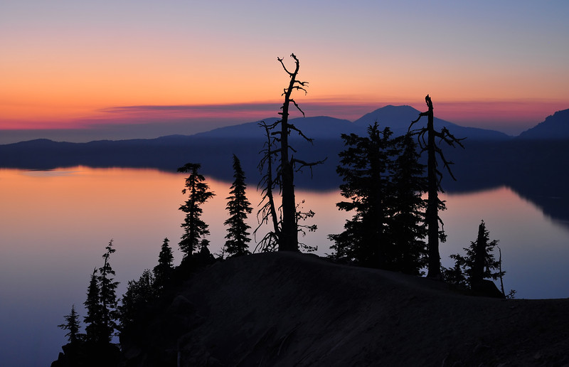 Crater Lake, Oregon  # 184-046