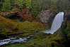 Sahalie Falls, Oregon  # 14-055