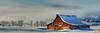 Moulton Barn, Tetons  # 165-083P