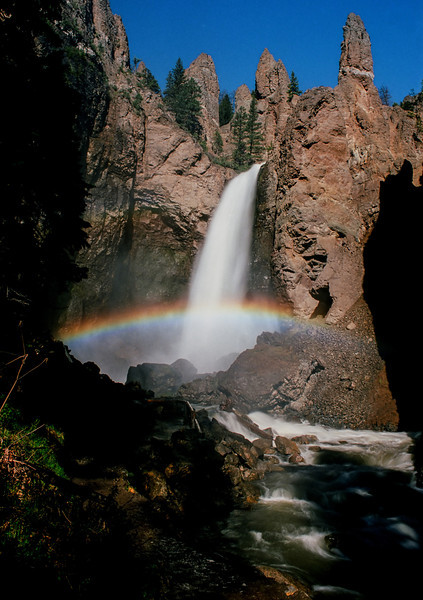 Tower Falls, Yellowstone  # 9ed1
