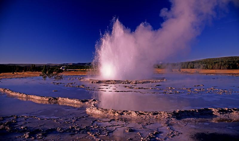 Great Fountain Geyser, Yellowstone