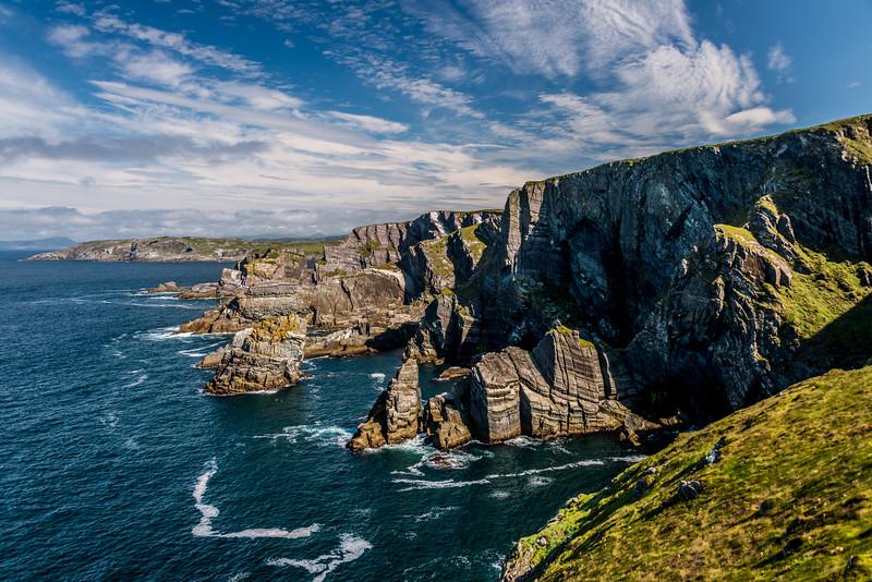 Mizen Head, Ireland.