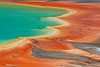 Grand Prismatic Spring, Yellowstone # 291-023