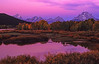 Dawn...Oxbow Bend, Grand Teton National Park  # 1ed1
