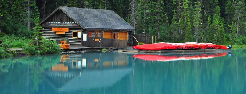 Lake Louise, Banff NP  # 176-180