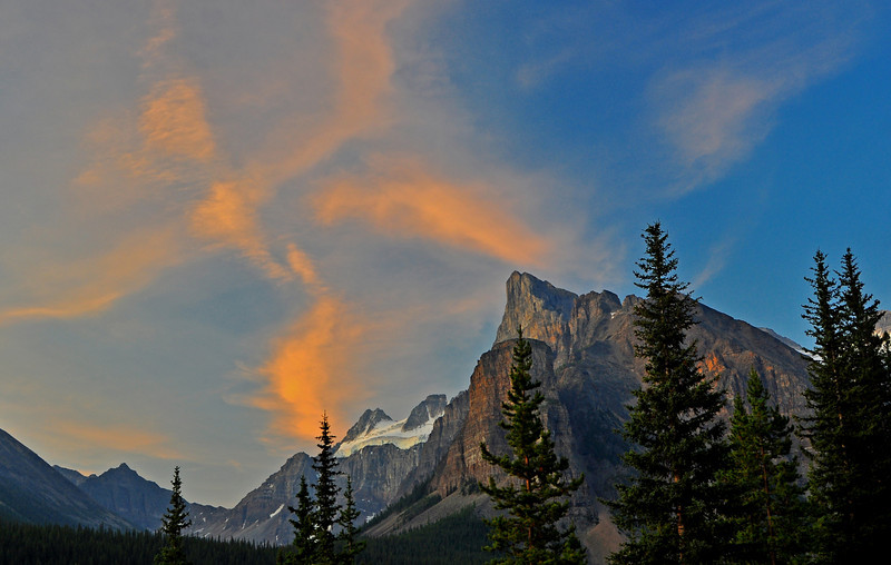 Cloud Dance, Banff National Park, Canada  # 241-183ed3