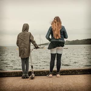 Hamish and Freya