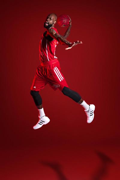 Fotoshooting - FC Bayern München Basketball