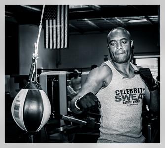 "UFC Champion, Anderson ""Spider"" Silva"