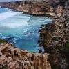 Nullarbor Cliffs. Pre-dawn