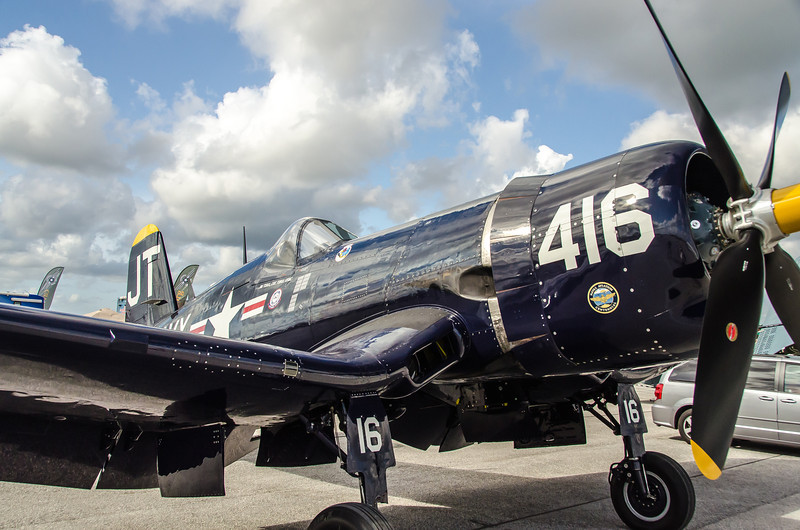 F4U Corsair: My favorite