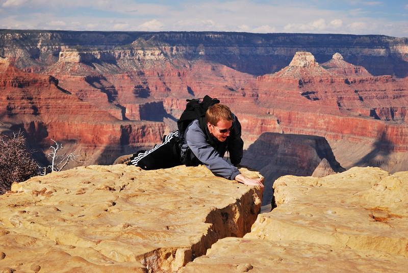 Heckuva climb!