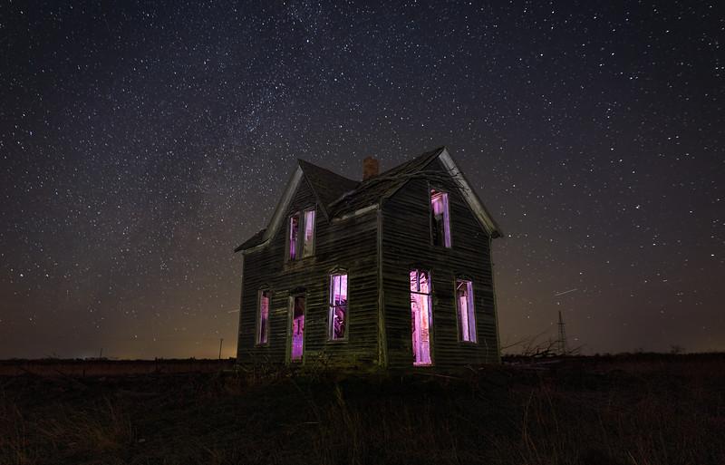 Alone in Kansas