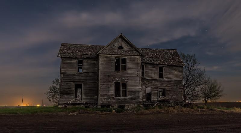 Iowa Farmhouse