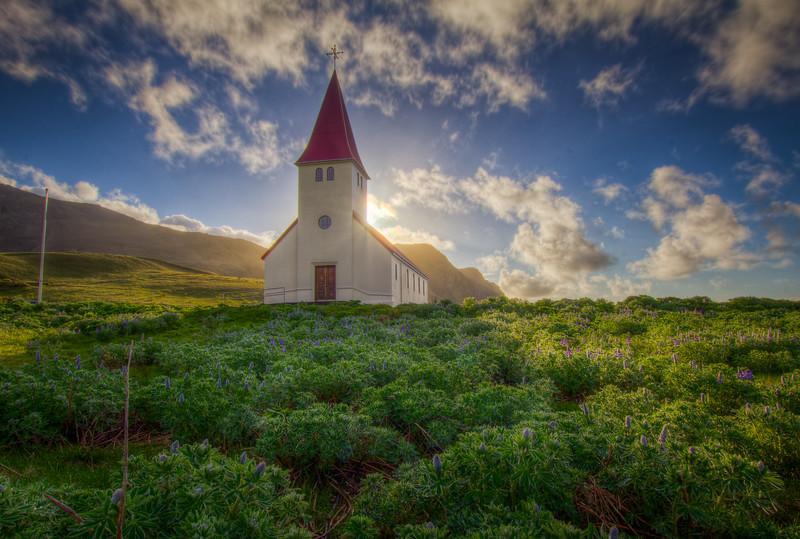 The Church at Vic