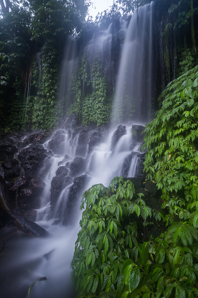 The Banyumala Waterfall - Bali