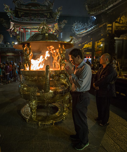 Worship at the Temple