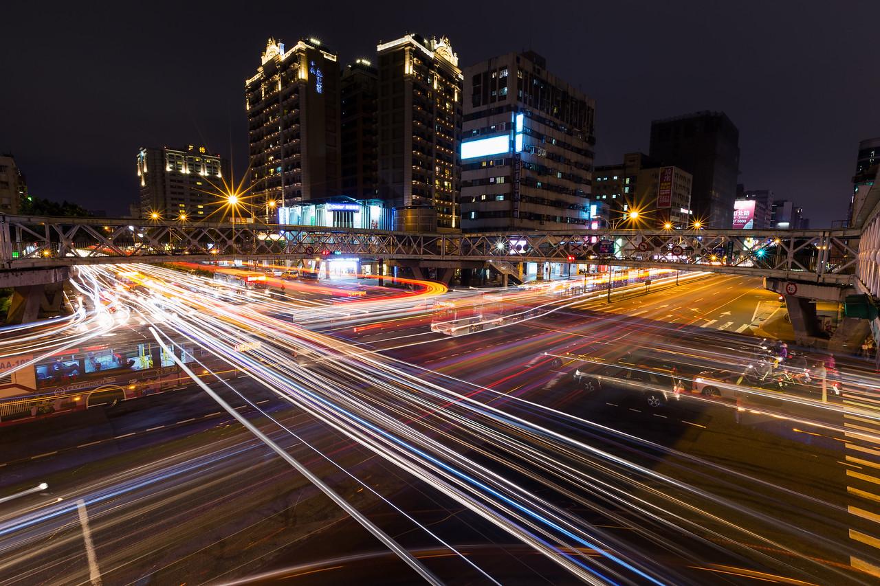 The Lights of Taipei
