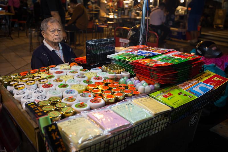 Angry Vendor