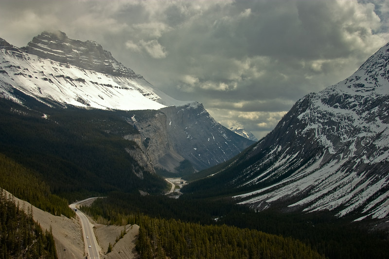 Icefields Parkway, Banff
