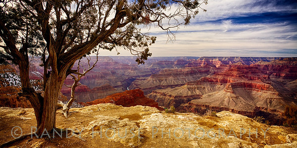 Grand Canyon Vista