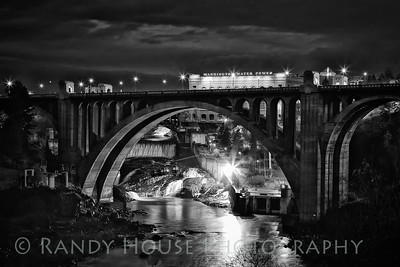 Monroe St Bridge, Barrister