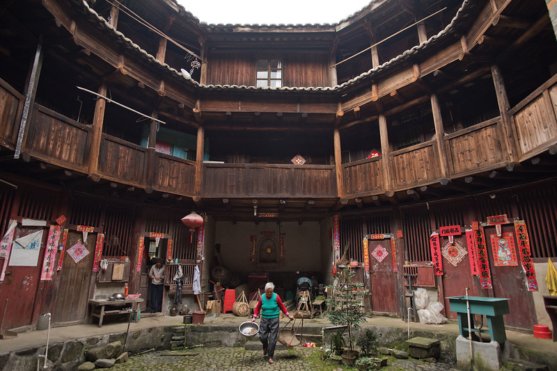 Hukeng,  Yongding