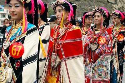 Danba, Sichuan Province, 2009