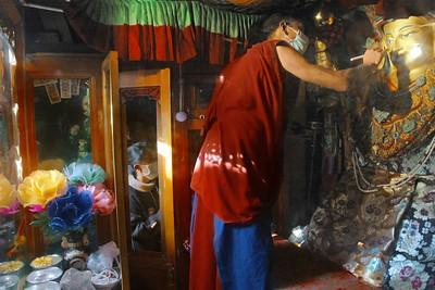 Palha Lu-pak Temple, Lhasa