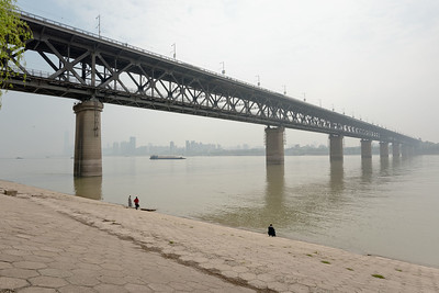 First Yangzi River Bridge, Wuhan