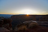 Grand View sunrise at the Colorado National Monument