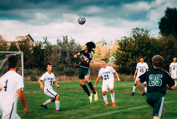 Andy Frommelt (4) - Holy Family Boys Soccer