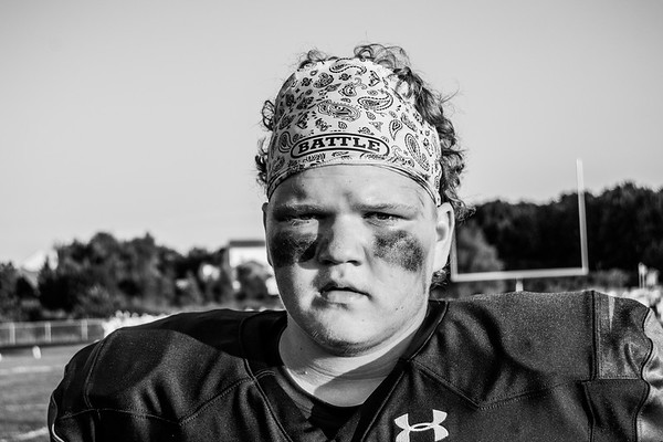 Mitch Prosser - Holy Family Football