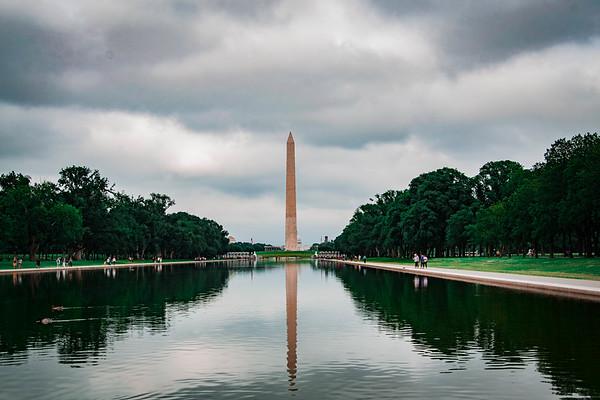 The Washington Monument - Washington DC