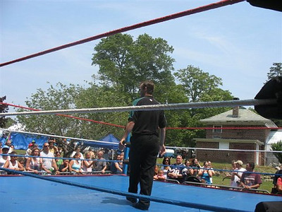 Top Rope Promotions  Whaling City Festival Day 3 Show 1 July 15, 2007