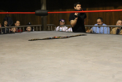 Top Rope Promotions April 4, 2014