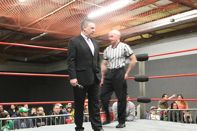 Top Rope Promotions March 29, 2014