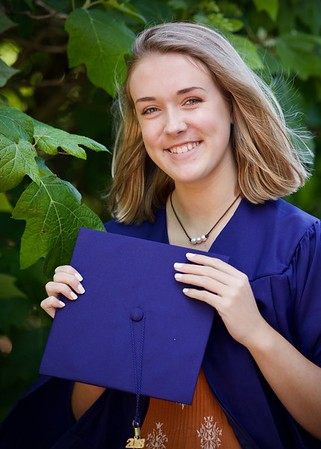 Cap and Gown Pics