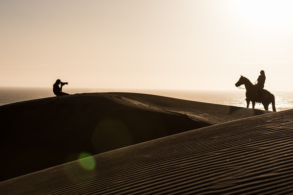 Adventure Photography | Oceano Sand Dunes | Portraits in Sand
