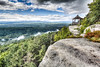 Copes Lookout, Mohonk Mountain House, New Paltz, New York, USA