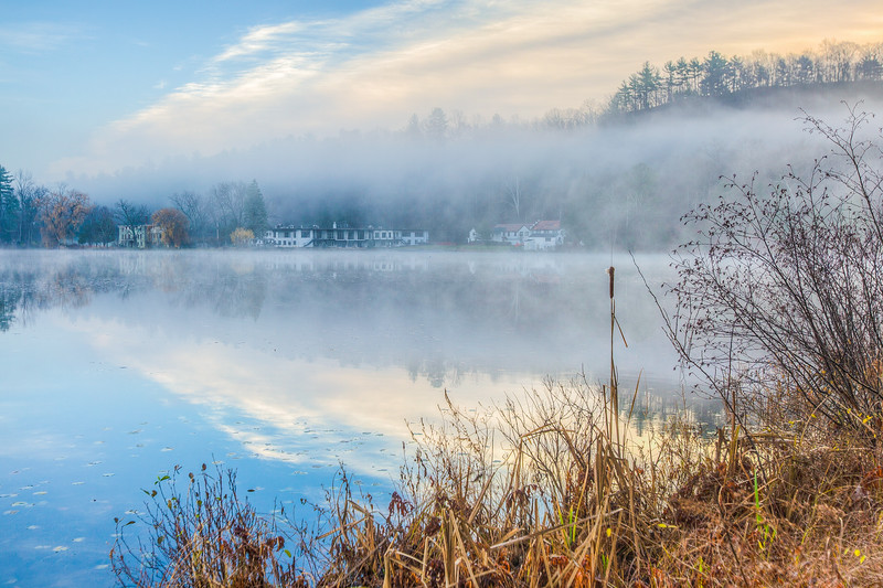 Williams Lake Rosendale, New York, November 2015