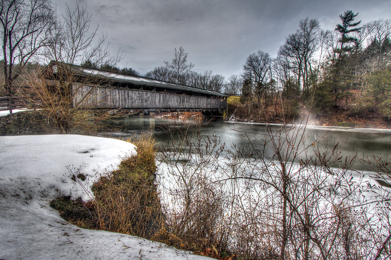 Perrine's Bridge, Rifton, New York, US