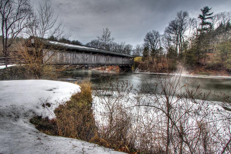Perrine's Bridge, Rifton, New York, US