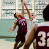 Fitchburg's Liandra Boddie in action during the game at Oakmont on Tuesday evening. SENTINEL & ENTERPRISE / Ashley Green