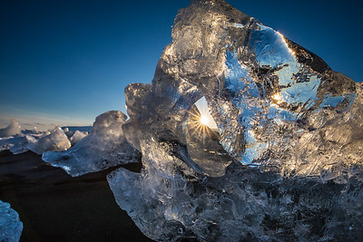 Cooled Fire, Frozen Water
