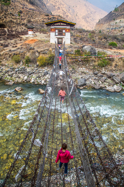 Basket Bridge