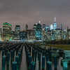 Lower Manhattan Skyline from Brooklyn 1/28/17