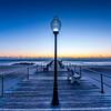Pre-Dawn Pier, Ocean Grove, NJ