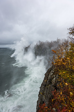 Split Rock Big Wave