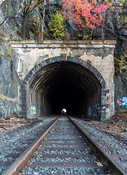 Railroad Tunnel 10/24/16